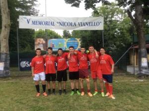 V° Memorial Nicola Vianello 1118